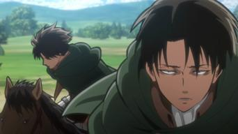 Attack on Titan: Season 1: Forest of Giant Trees: 57th Expedition Beyond the Walls, Part 2