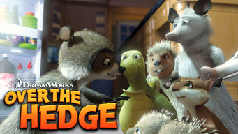Is Over The Hedge 2006 On Netflix Japan