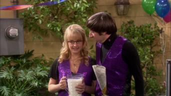 The Big Bang Theory: Season 5: The Shiny Trinket Maneuver