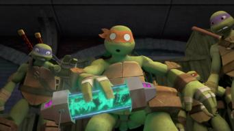 Teenage Mutant Ninja Turtles: Season 2: Follow the Leader