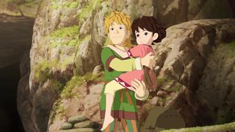 Ronja, the Robber's Daughter: Season 1: todorokutakito torionna