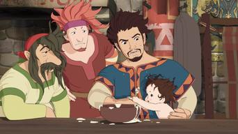 Ronja, the Robber's Daughter: Season 1: Hajimeteno morie