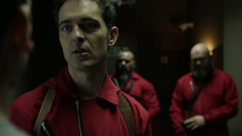 Is Money Heist: Part 1: Episode 9 on Netflix Norway