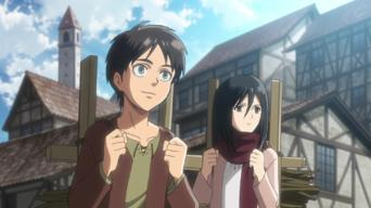 Attack on Titan: Season 1: To You, After 2,000 Years: The Fall of Shiganshina, Part 1