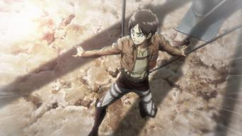 Attack on Titan: Season 1: A Dim Light in the Darkness of Despair: Humanity Rises Again, Part 1