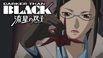DARKER THAN BLACK -流星の双子-