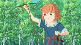 Ronja, the Robber's Daughter: Season 1: subarashii haruni