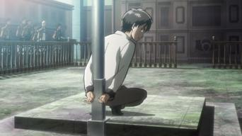 Attack on Titan: Season 1: Still Can't See: Prelude to the Counterattack, Part 1
