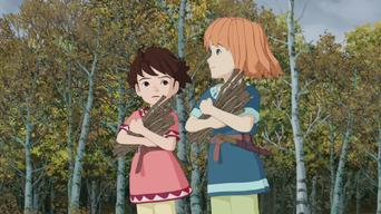 Ronja, the Robber's Daughter: Season 1: inochiha mudani dekinai