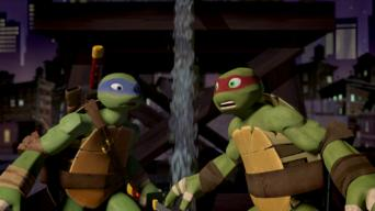 Teenage Mutant Ninja Turtles: Season 1: Mousers Attack!