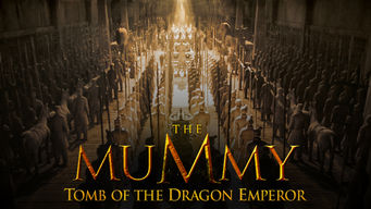 Is The Mummy Tomb Of The Dragon Emperor 2008 On Netflix Japan