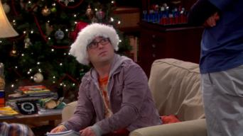 The Big Bang Theory: Season 6: The Santa Simulation