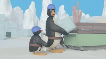Episode 6: Let's Build an Igloo! / Special Delivery for Pingu