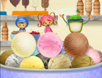 Team Umizoomi: Season 1: Ice Cream Truck