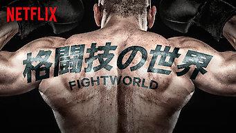 格闘技の世界
