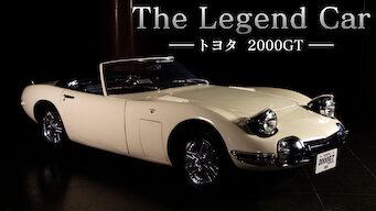 The Legend Car トヨタ2000GT