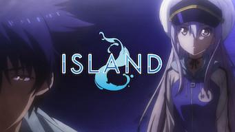 アニメ「ISLAND」