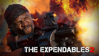 Is The Expendables 2 2012 On Netflix Japan