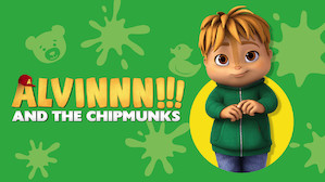 ALVINNN!!! And the Chipmunks
