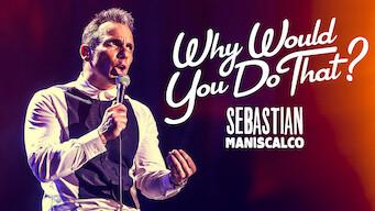 セバスチャン・マニスカルコの何考えてるの?