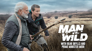 Man vs. Wild with Bear Grylls and PM Modi