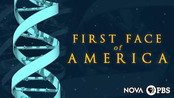 アメリカ初の人類