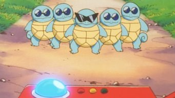 Episode 12: Here Comes the Squirtle Squad