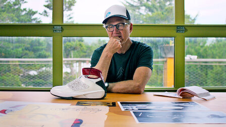 Watch Tinker Hatfield: Footwear Design. Episode 2 of Season 1.