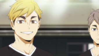 Haikyu!!: Haikyu!! TO THE TOP: Episode 25