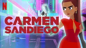 Carmen Sandiego