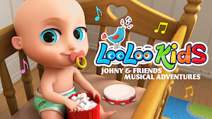 Loo Loo Kids: Johny & Friends Musical Adventures