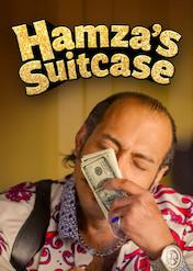 ハムザのスーツケース