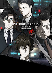 Search netflix PSYCHO-PASS 3 FIRST INSPECTOR Edited ver.