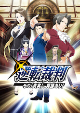 Search netflix Ace Attorney